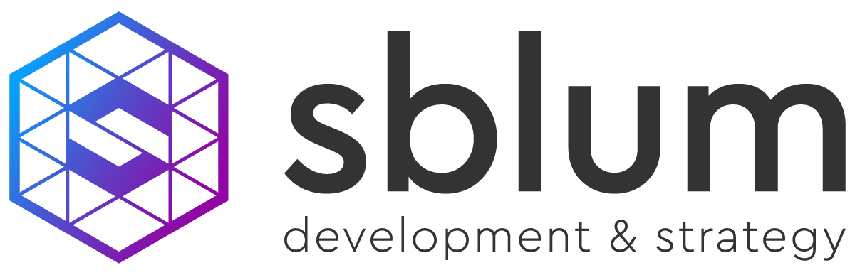 sblum – development & strategy